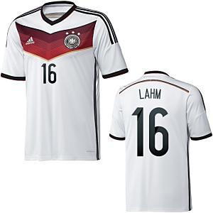 DFB Trikot mit Flock Philipp Lahm