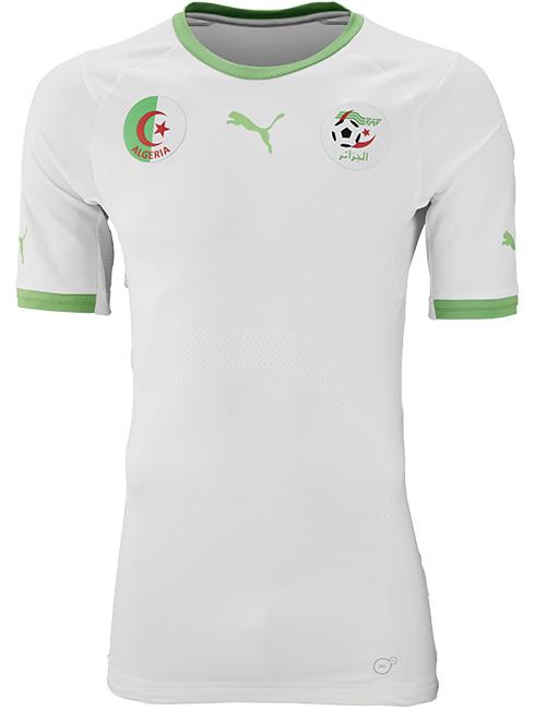Algerien2014WMHeimtrikot