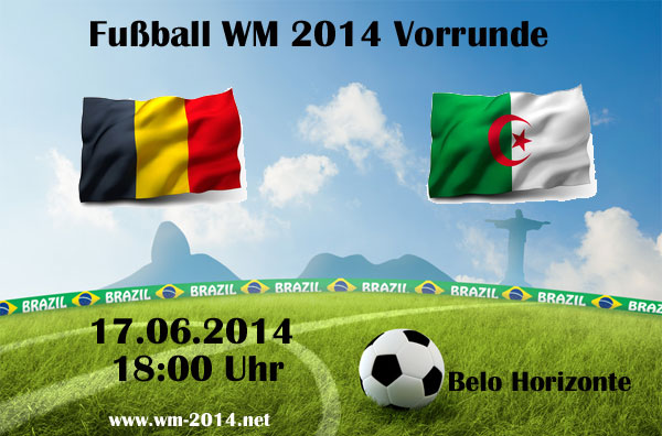 Belgien - Algerien