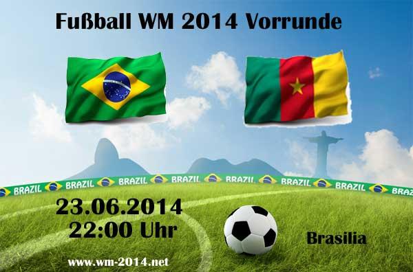 brasilien-kamerun