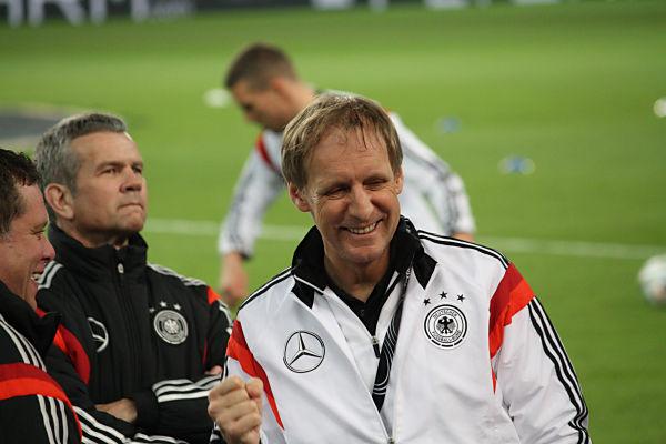 Teampsychologe Dr. Hans-Dieter Hermann