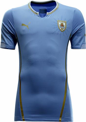 Uruguay2014WMHeimtrikot