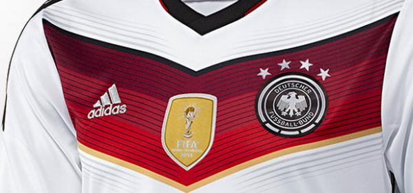 die 4 Sterne Deutschland DFB Trikots sind da