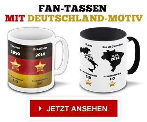Die Weltmeister Tasse 2014 kaufen