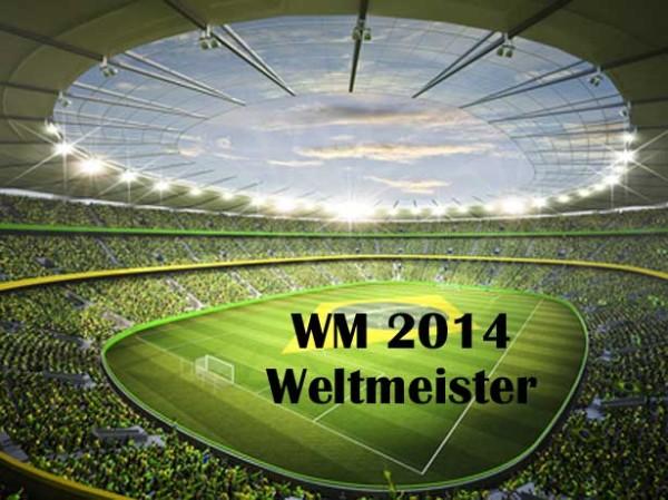 Deutschland wird Weltmeister 2014