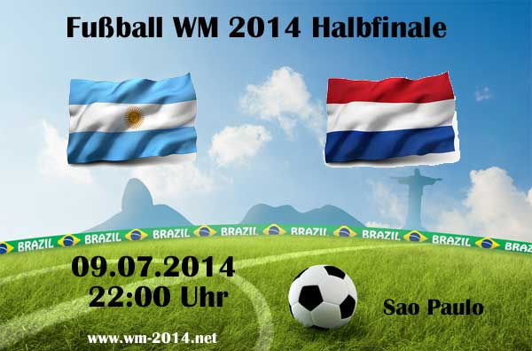 ARD Live Stream heute: Argentinien gegen Niederlande