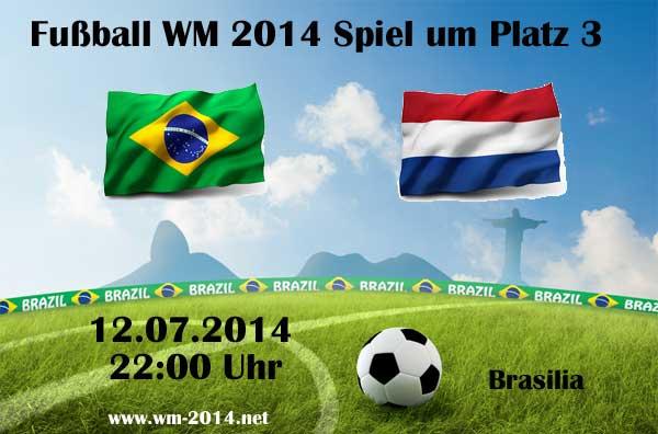 Brasilien gegen Niederlande