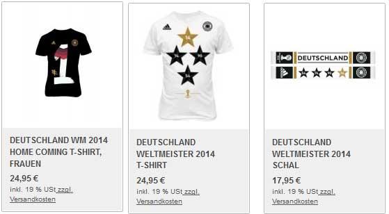 WM Trikots - Neue DFB-Trikots