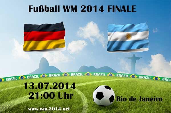 ARD Livestream: Anpfiff Deutschland gegen Argentinien (WM-Finale) um 21 Uhr