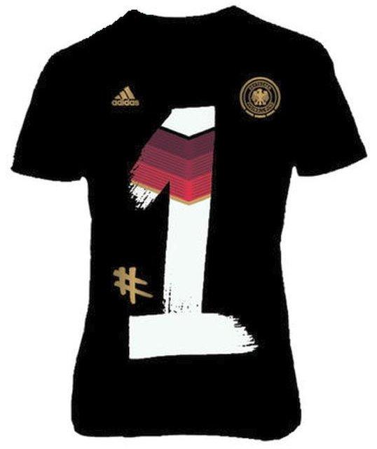 Nummer 1 T-Shirt DFB