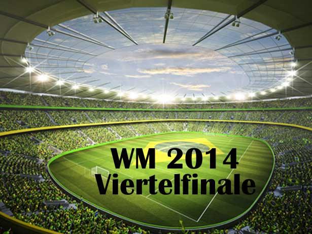 wm 2014 Viertelfinale