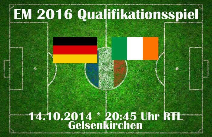 Deutschland Irland Vorbericht Aufstellung Live Im Tv