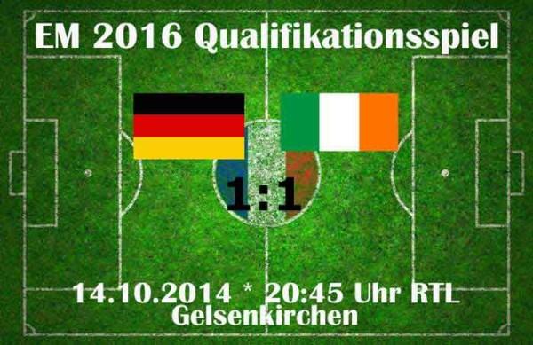 Irland Gegen Deutschland