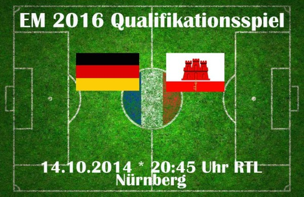 Fussball Heute Rtl Live Deutschland Gibraltar