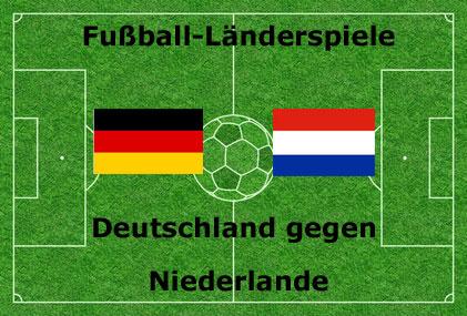 ZDF Livestream heute: Länderspiel Deutschland gegen Niederlande