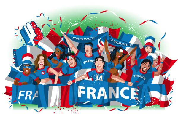 Die EM 2016 in frankreich