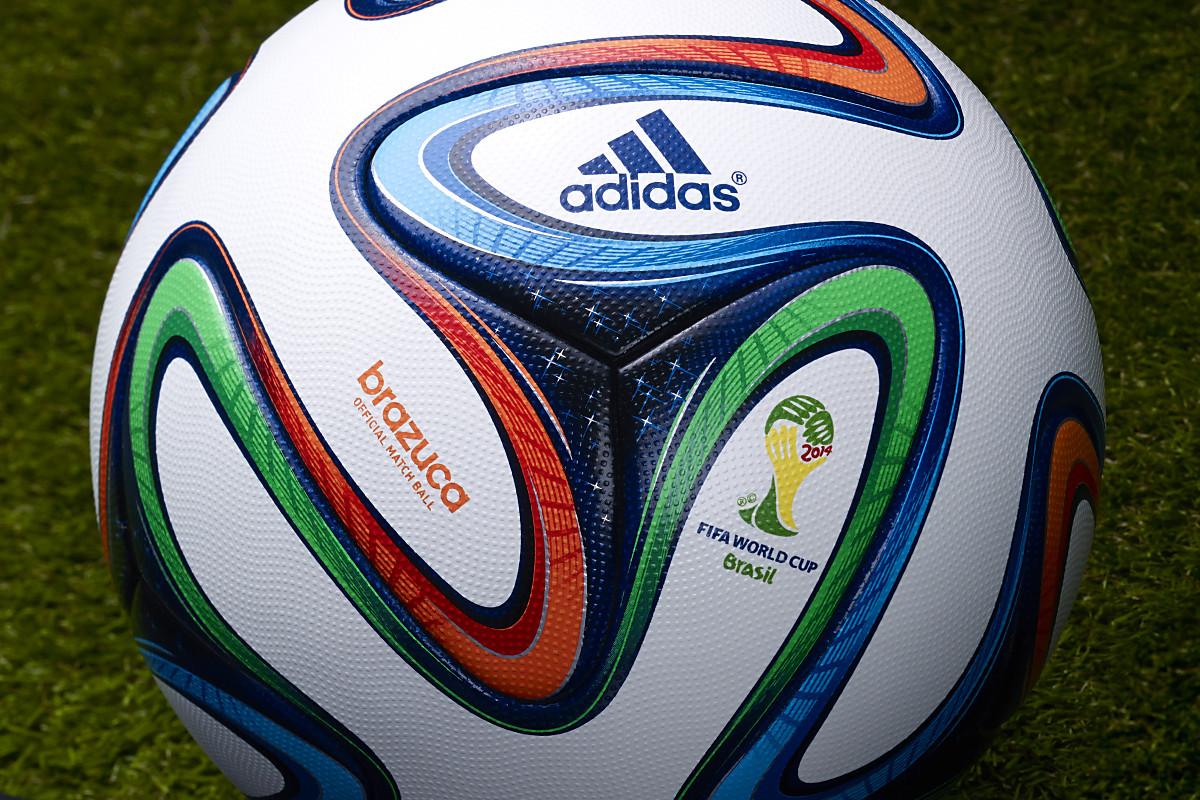 Der Offizielle Spielball Der Wm 2014 Brazuca