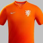 Niederlande 2014 WM Heimtrikot