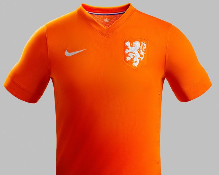 Niederlande2014WMHeimtrikot2
