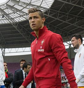 Portugal Cristiano Ronaldo  Fanny Schertzer