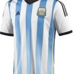 Argentinien Home Trikot