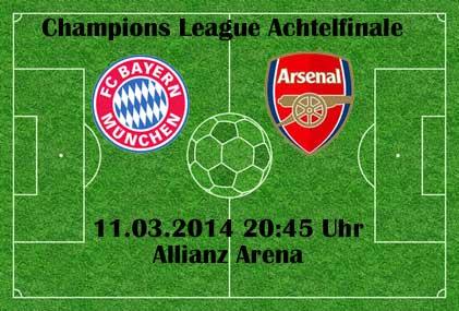 Bayern Arsenal Ergebnis