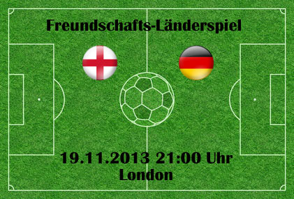 Landerspiel Heute England Deutschland Live Im Tv Radio