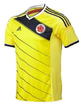 Fussball trikot kolumbien kinder 0 3 for Quenta schuhschrank